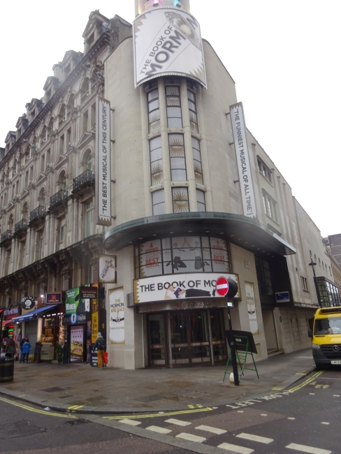 Prince of Wales, 31 Coventry Street, London, W1D in October 2021